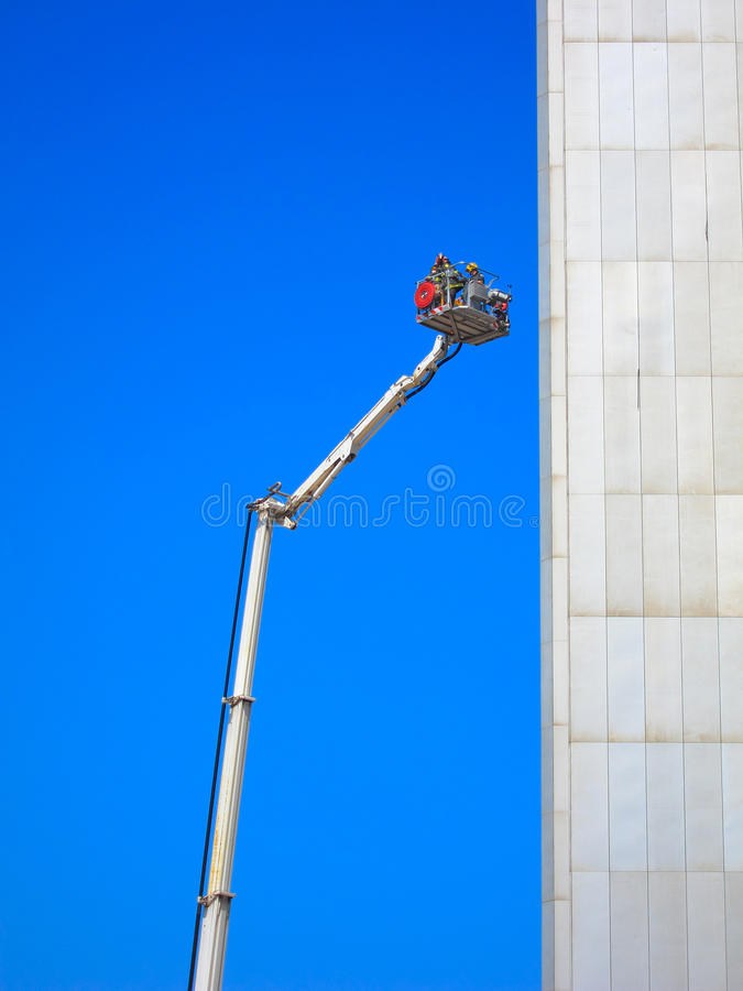 Download Firemen Rescue Mission Stock Images - Image: 25159854