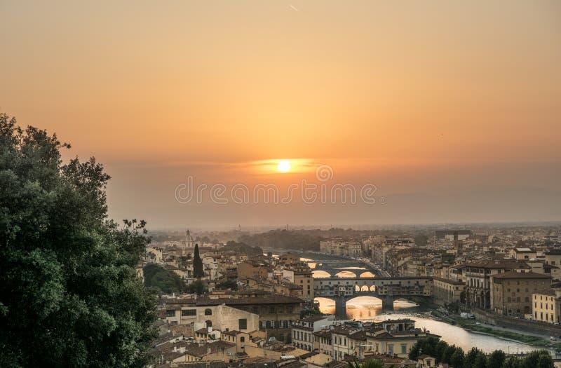 Firence från dig royaltyfri bild