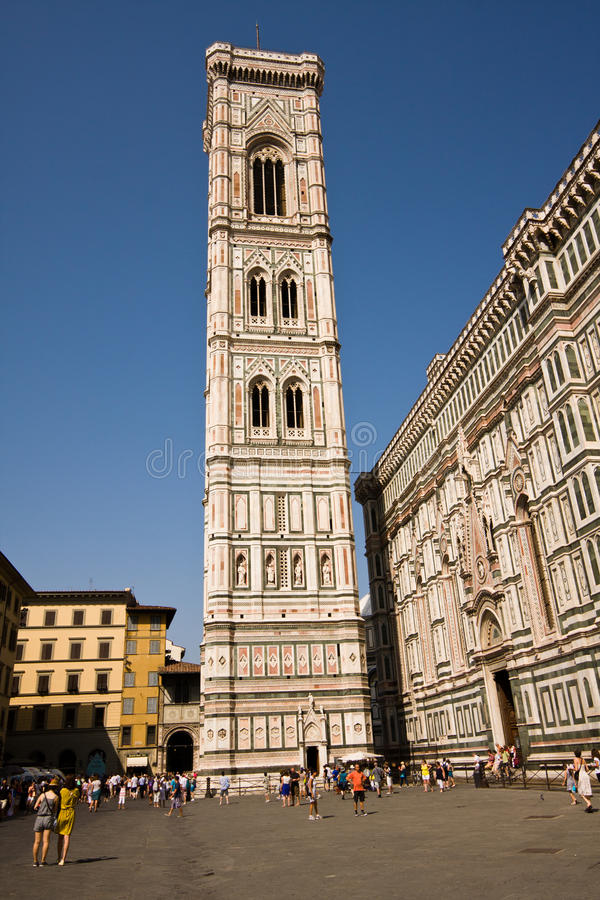 Download Firenze editorial stock image. Image of campanile, monument - 26298519