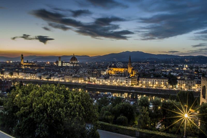 Firenze royaltyfria bilder