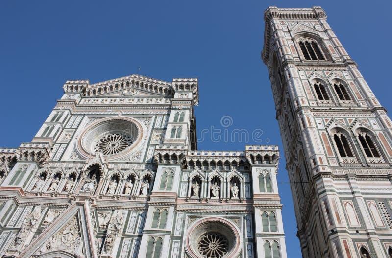 Firenze, il Di Santa Maria del Fiore della basilica fotografie stock libere da diritti