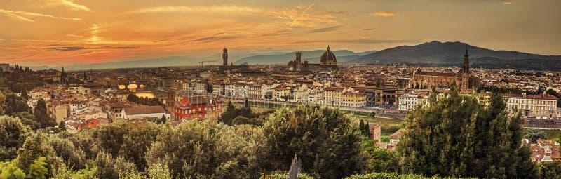 Firenze - l'Italia immagini stock