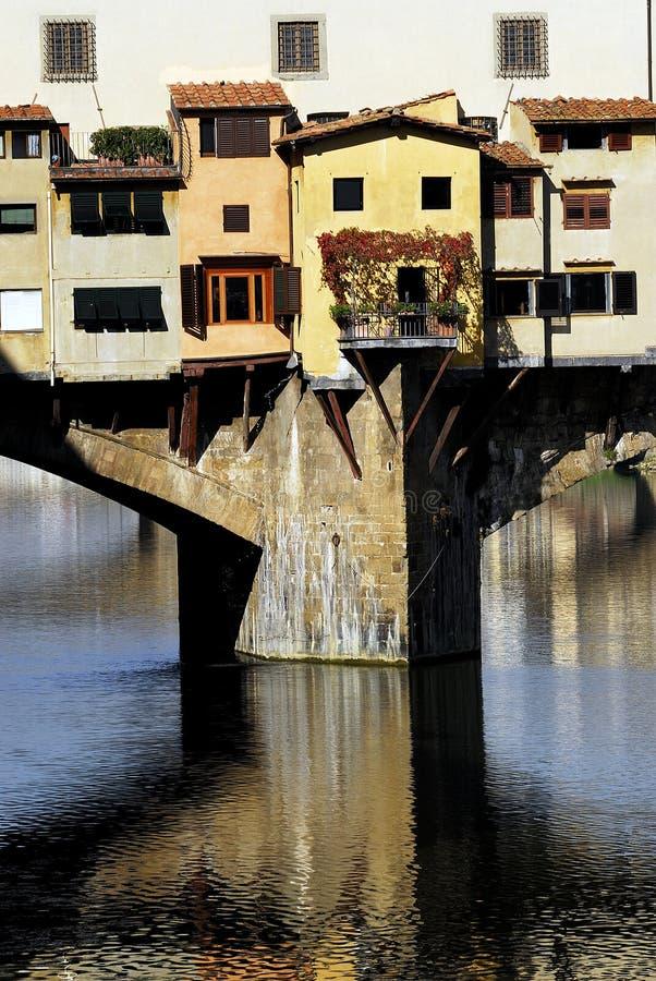 Firenze - Ponte Vecchio fotografia stock libera da diritti