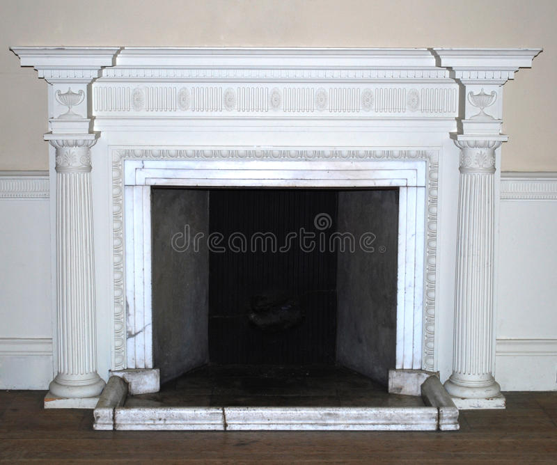 Download Fireplace stock photo. Image of antique, england, design - 14177618