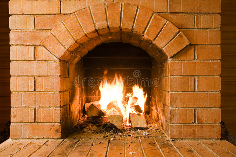 Download Fireplace Stock Images - Image: 2468604