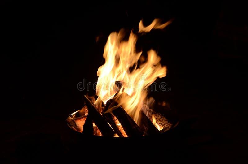 Firepot royaltyfria foton