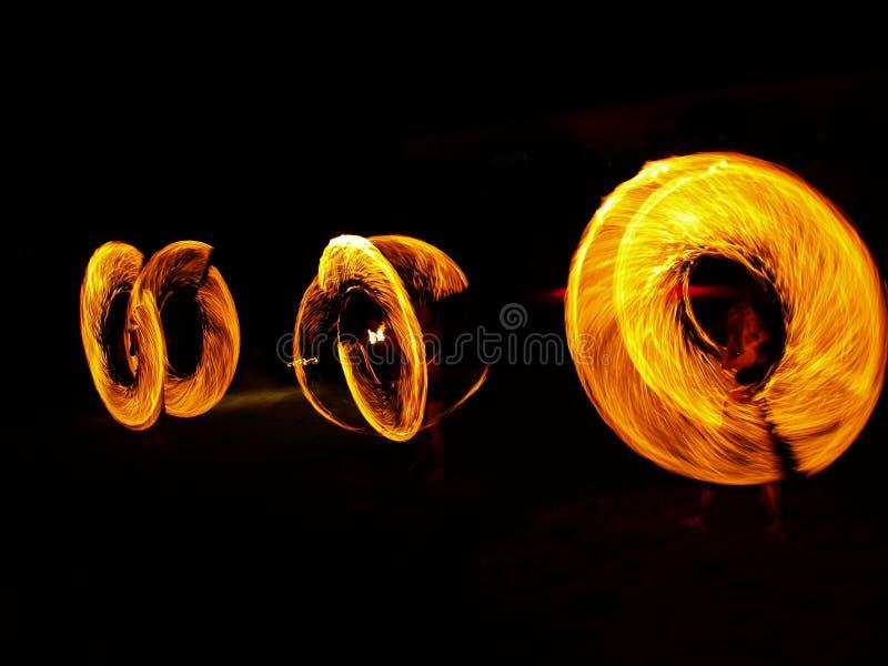 fireshow zdjęcie royalty free