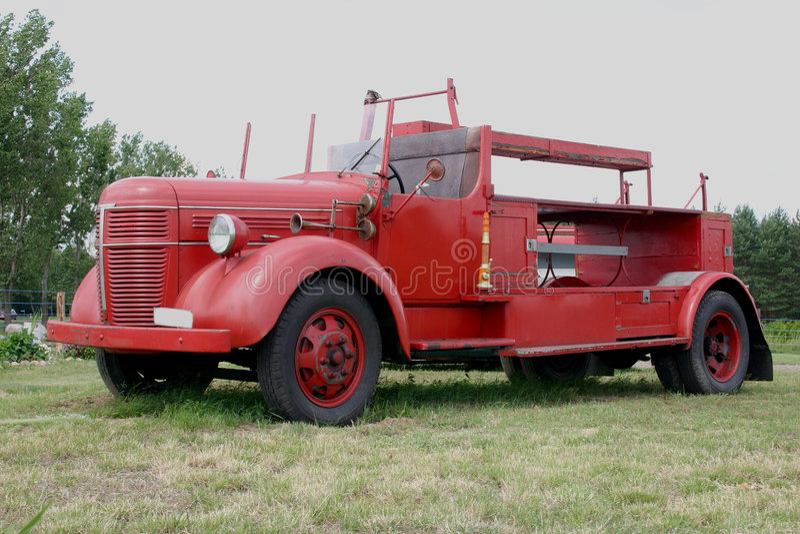 Firetruck royalty-vrije stock fotografie