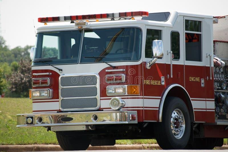 Firetruck immagini stock