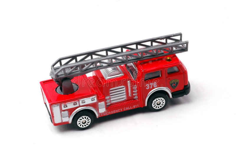 Firetruck royalty-vrije stock foto's