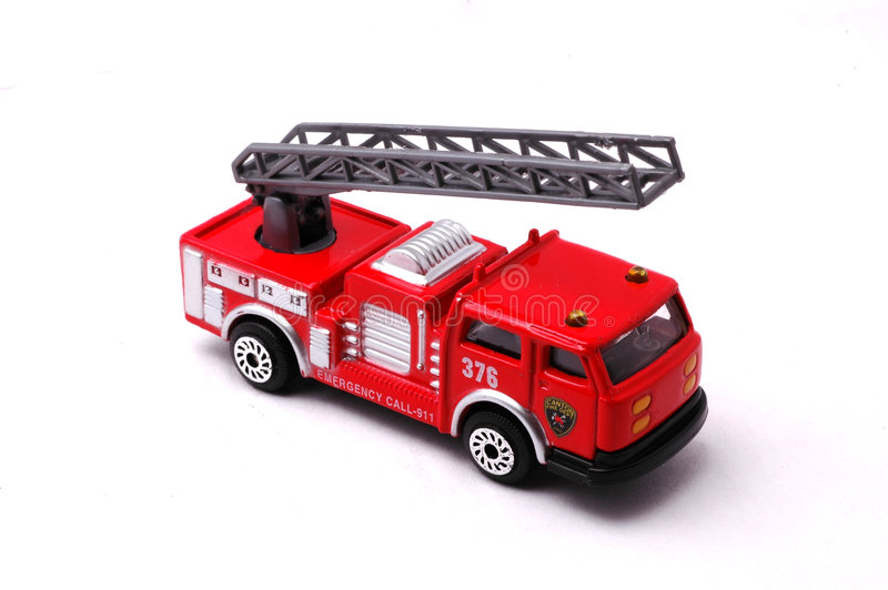 Firetruck stock fotografie