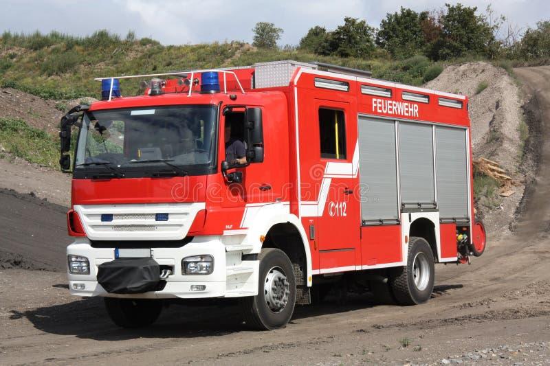 firetruck foto de stock royalty free