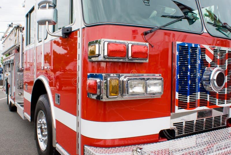 Firetruck stock afbeeldingen