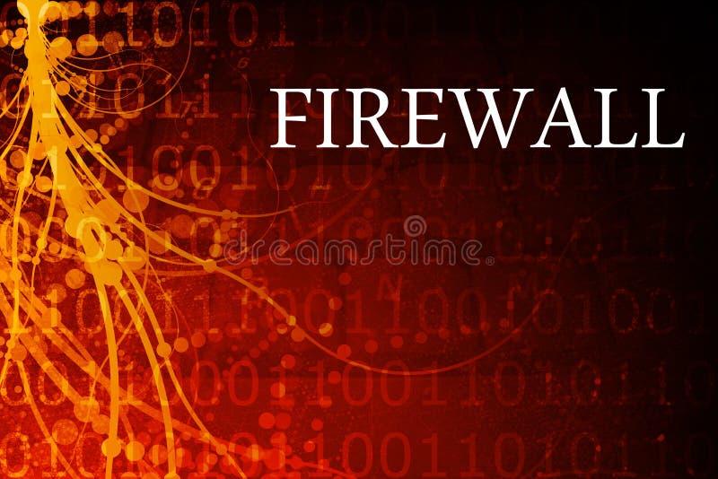 Firewall royalty free stock photo