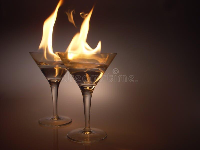 firewater iv zdjęcie royalty free