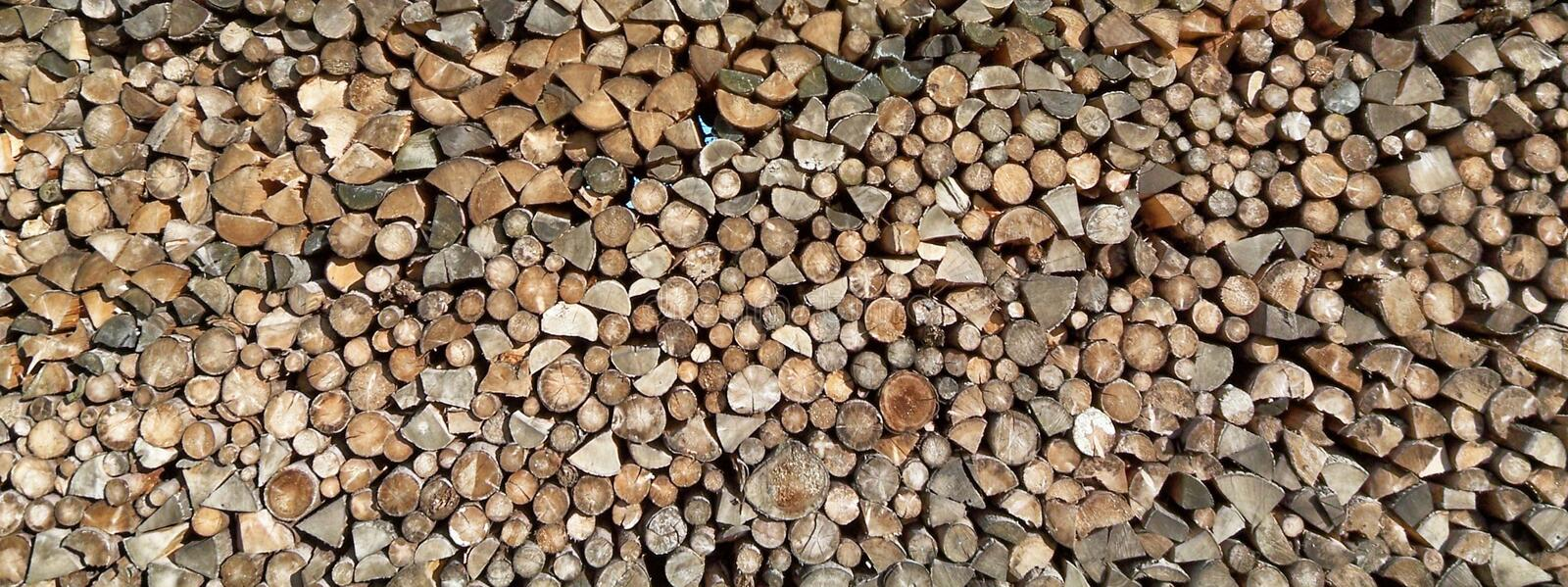 firewood images stock