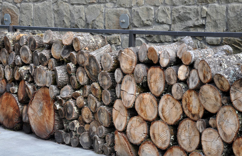 Download Firewood stock image. Image of pile, objects, close, pattern - 27717297