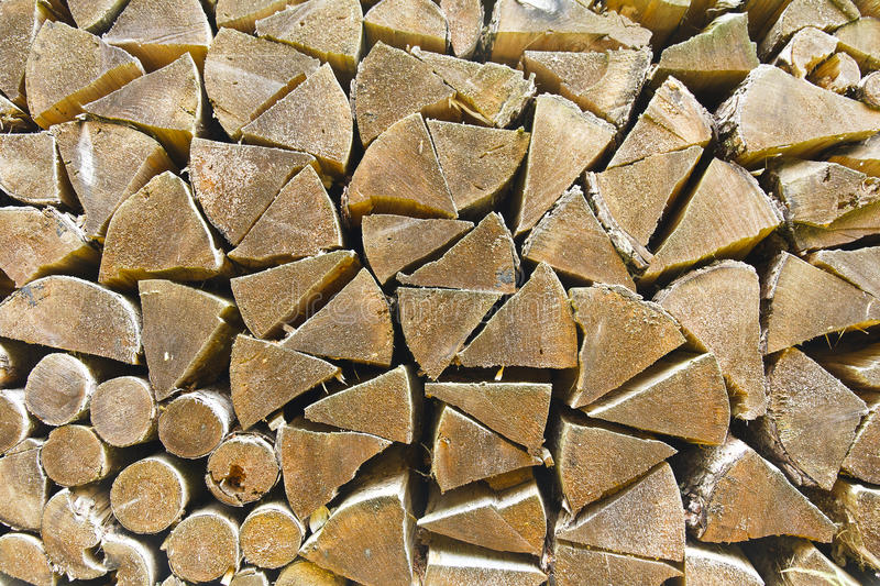 Download Firewood Ready For Winter Royalty Free Stock Photos - Image: 25786168