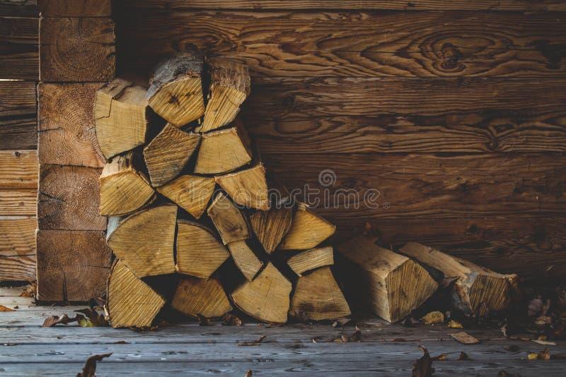 Firewood Stack Free Public Domain Cc0 Image
