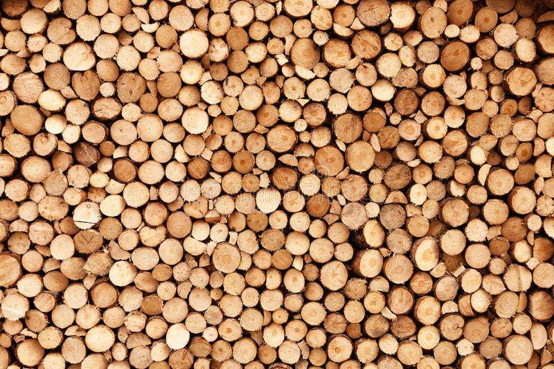 Firewood texture stock photos