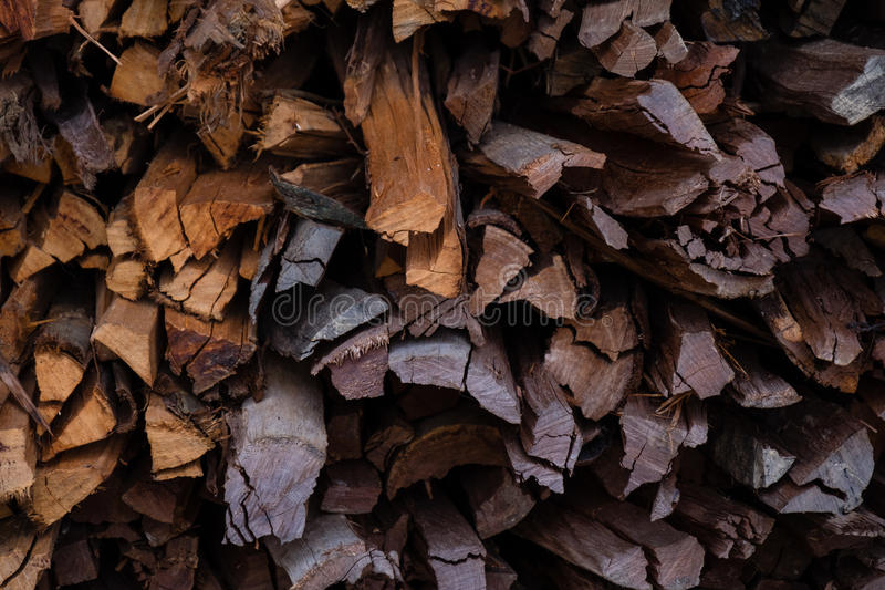Firewoods royalty free stock photography