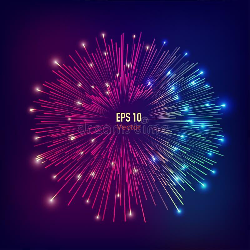 firework royalty illustrazione gratis
