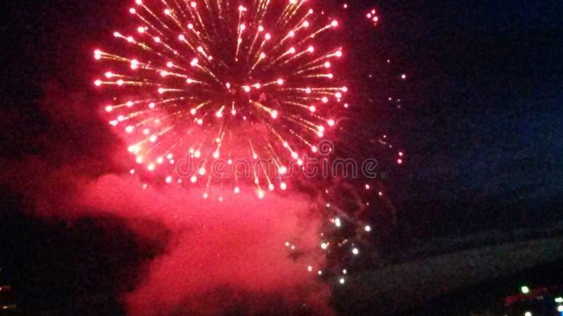 Firework3 arkivbilder