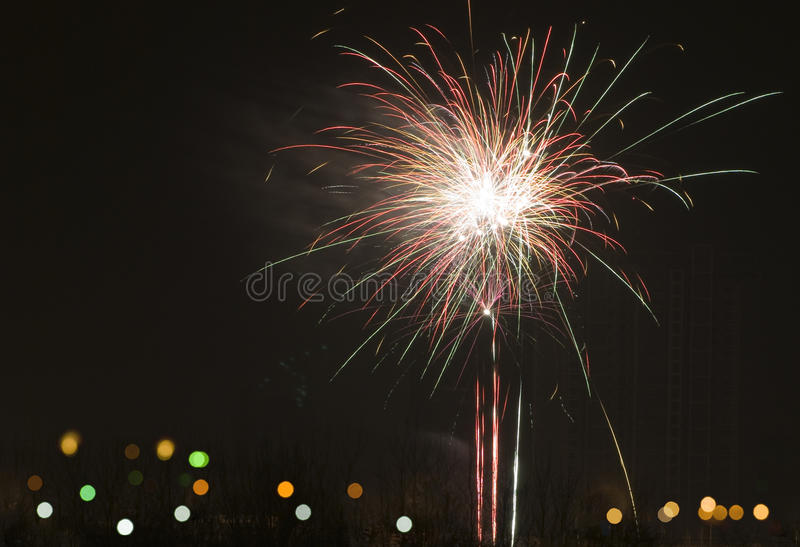 Download Firework stock photo. Image of flame, sparks, firework - 13100170