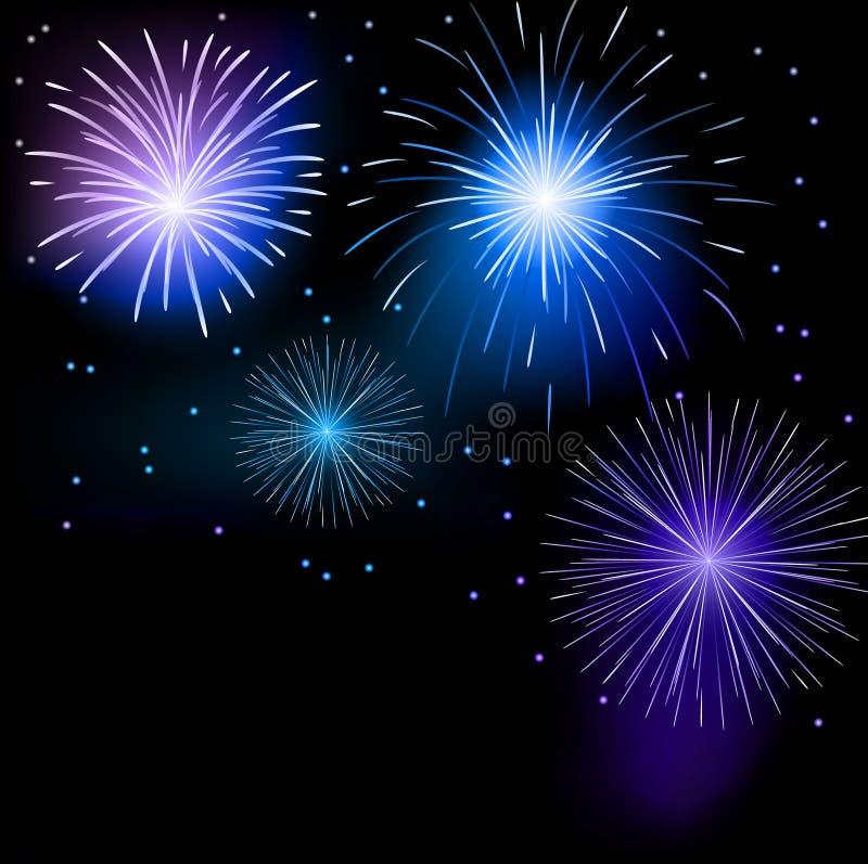 Download Firework stock vector. Illustration of festive, celebration - 28191545