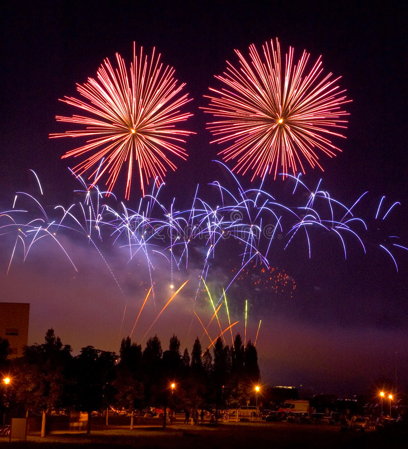 Download The Firework stock image. Image of germany, black, funny - 6473655