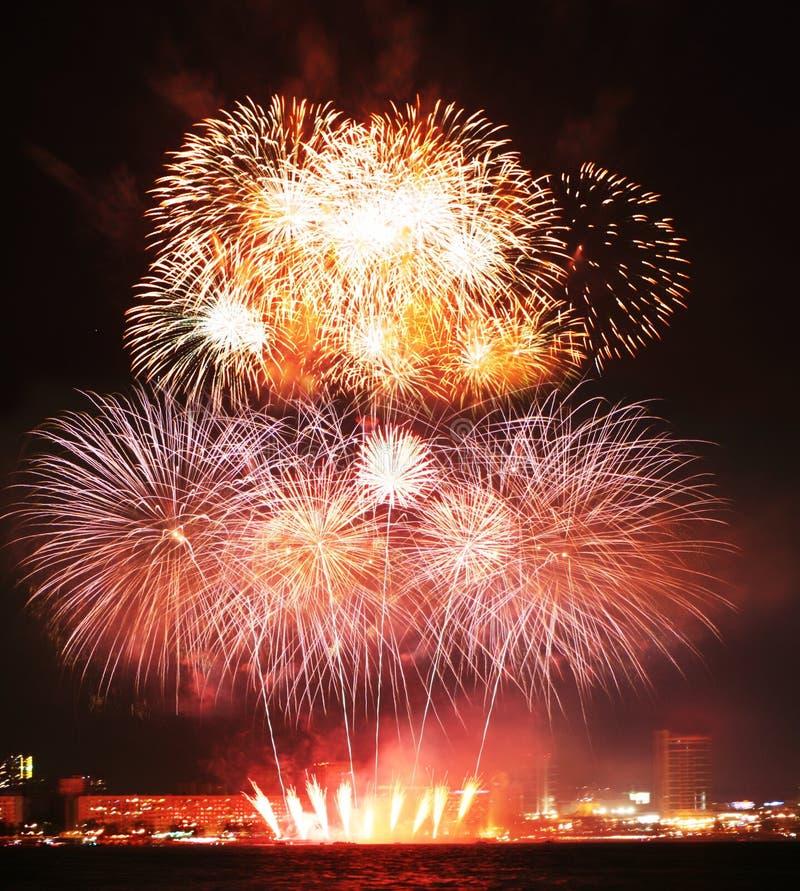 firework 图库摄影