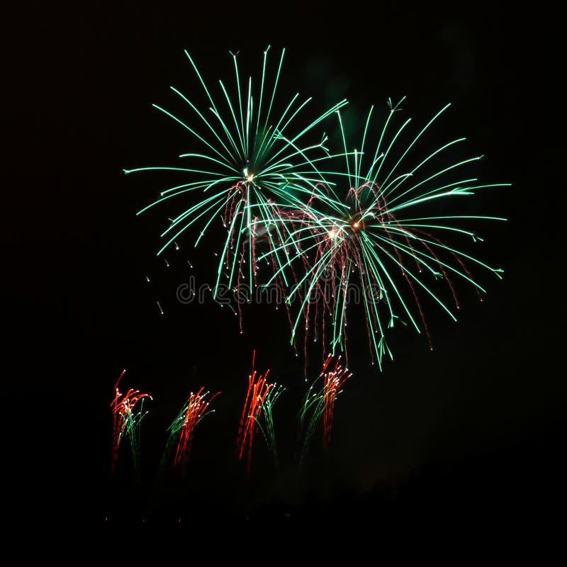 Download Firework stock photo. Image of amusement, light, loud - 9171130