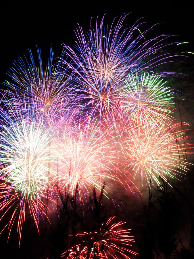 Download Firework Display Royalty Free Stock Photo - Image: 10929265