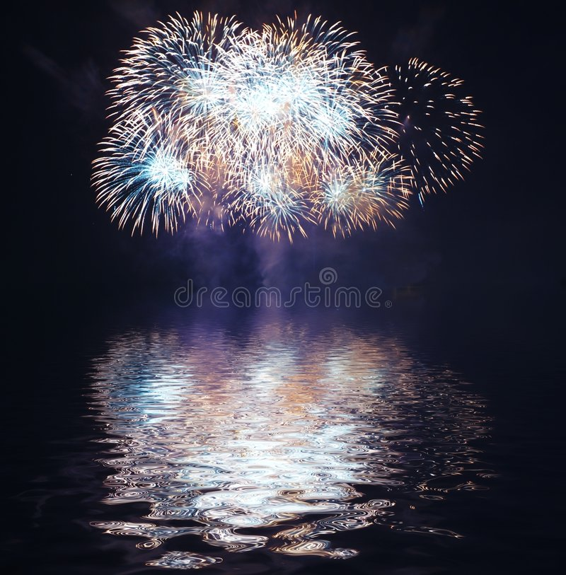 firework1 zdjęcie stock