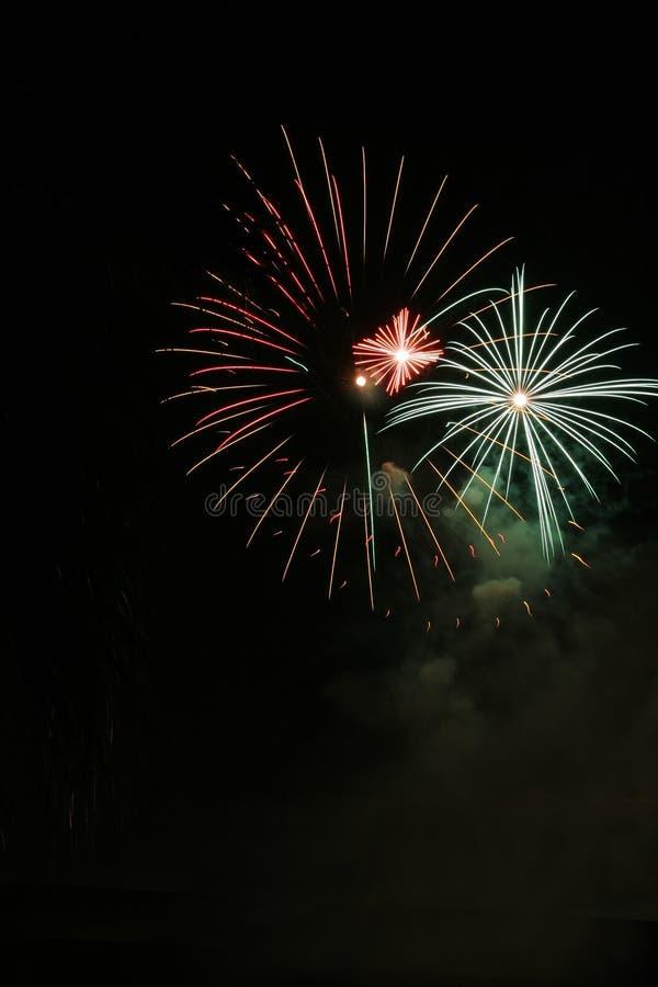 Download Fireworks 1 stock photo. Image of july, celebration, festival - 129950
