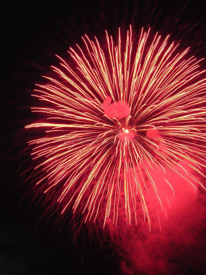 Fireworks 1. royalty free stock image