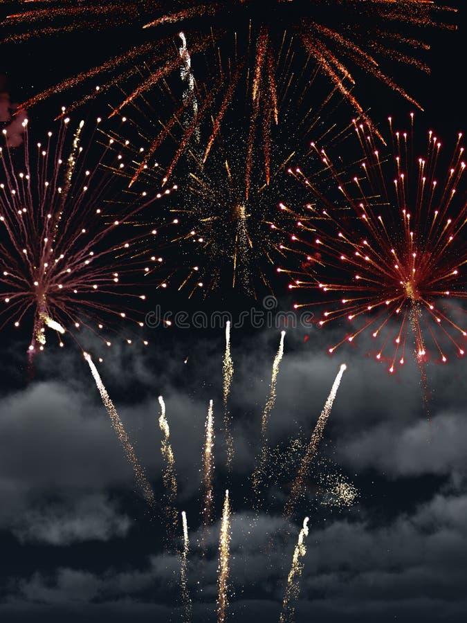 Fireworks 1 Royalty Free Stock Photos