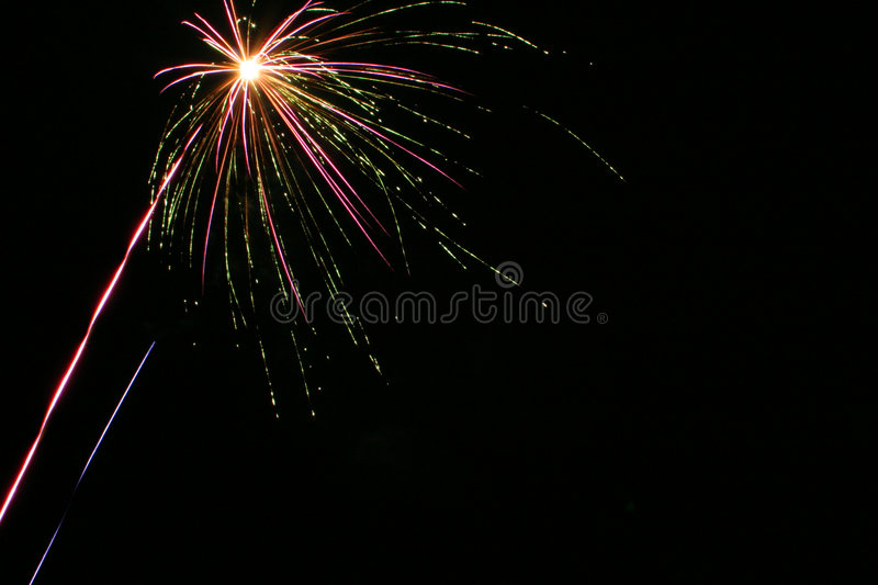 Download Fireworks 1 stock photo. Image of rockets, boom, party, pyrotechny - 39330