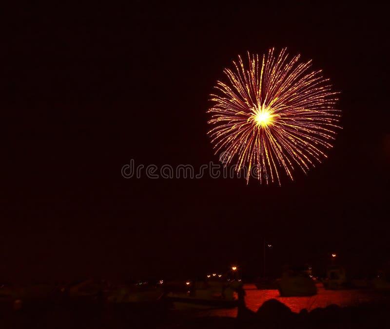 Download Fireworks Stock Images - Image: 10096604