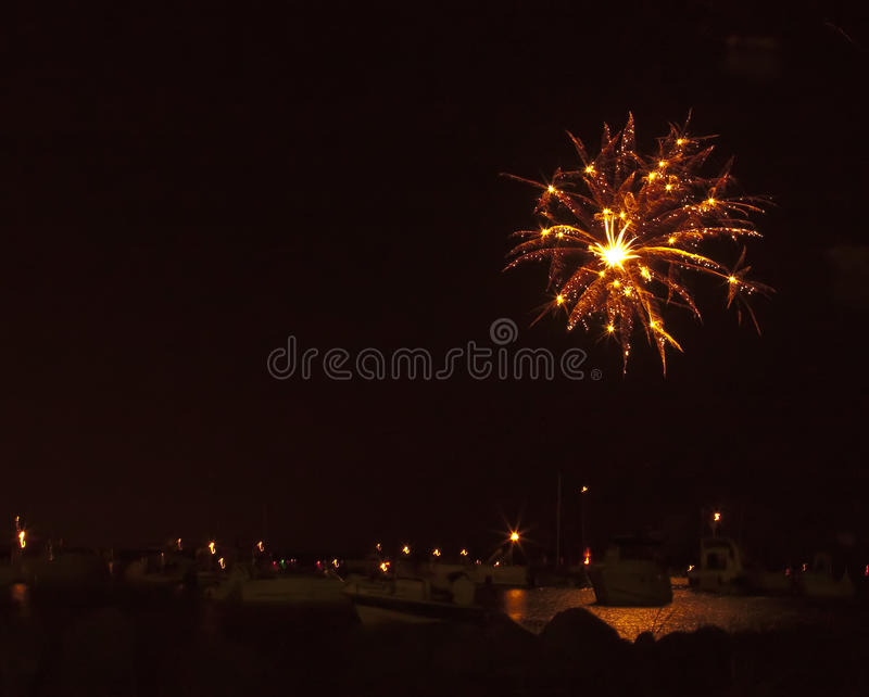 Download Fireworks stock image. Image of colorful, fiesta, explode - 10096617