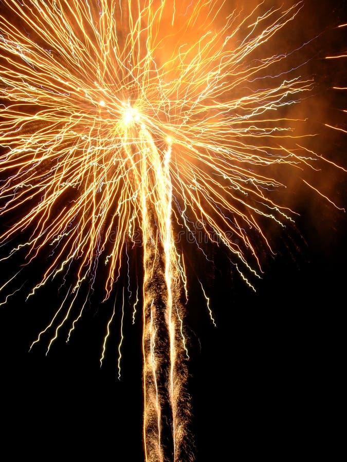 Download Fireworks στοκ εικόνα. εικόνα από διασκέδαση, μακροεντολή - 109029