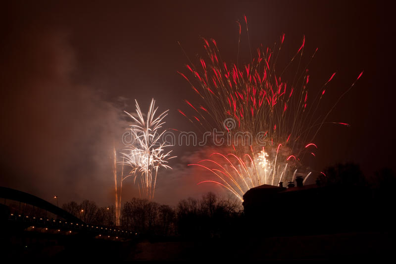 Download Fireworks Royalty Free Stock Photo - Image: 11372095
