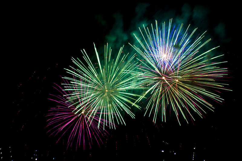 Download Fireworks Royalty Free Stock Photography - Image: 11864477