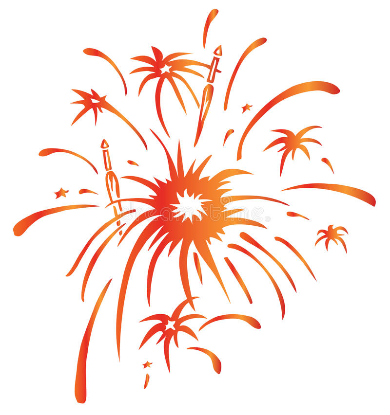Free Fireworks Royalty Free Stock Images - 12286909