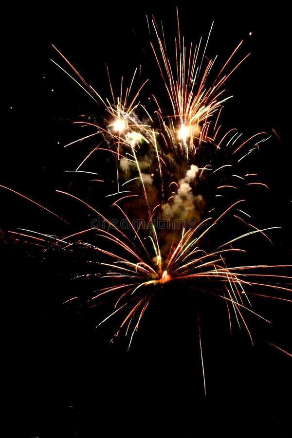 Download Fireworks stock image. Image of celebrating, beautiful - 12666403