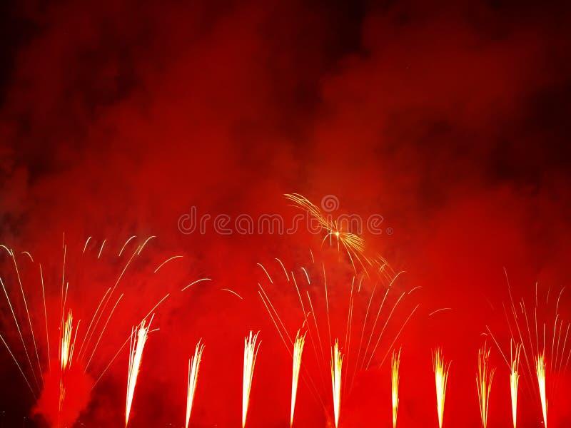 Download Fireworks stock image. Image of explosion, burst, flash - 15499193
