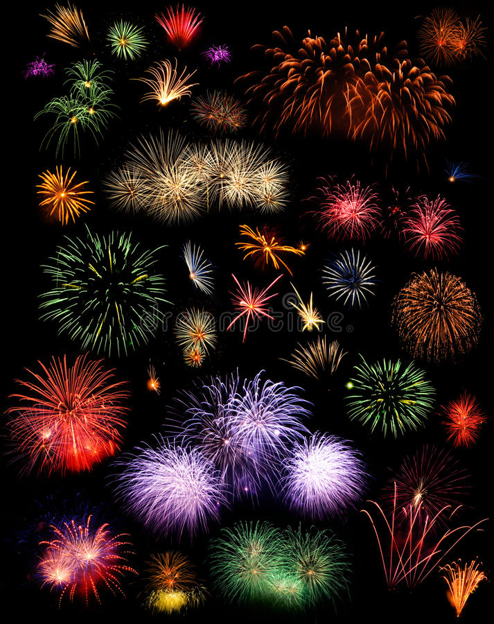 Free Fireworks Royalty Free Stock Photography - 15634777