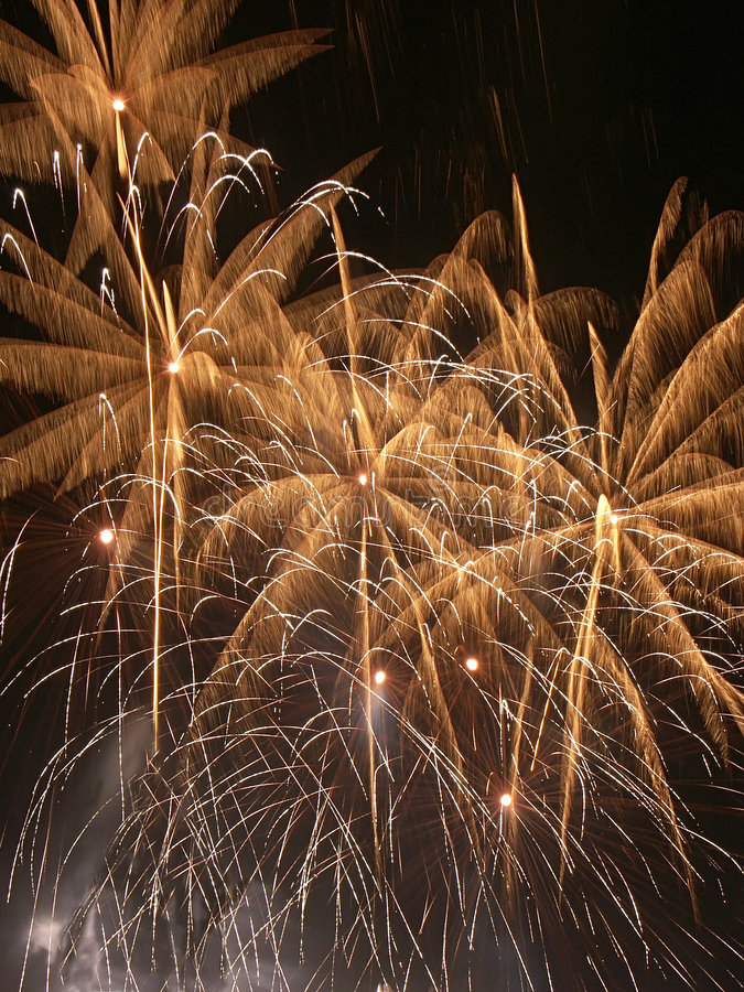 Download Fireworks stock image. Image of year, abstract, occasion - 161529