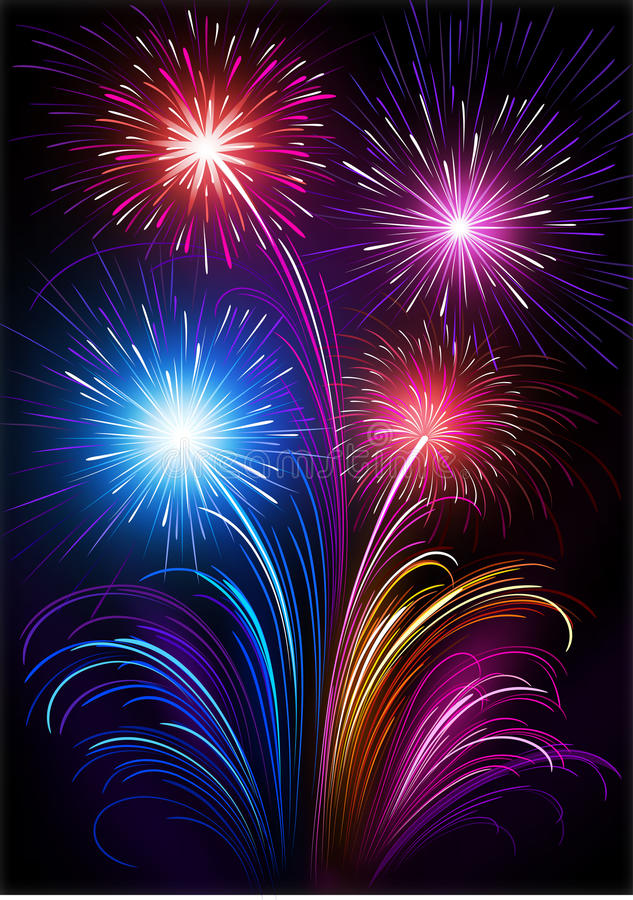 Free Fireworks Royalty Free Stock Photography - 16688127