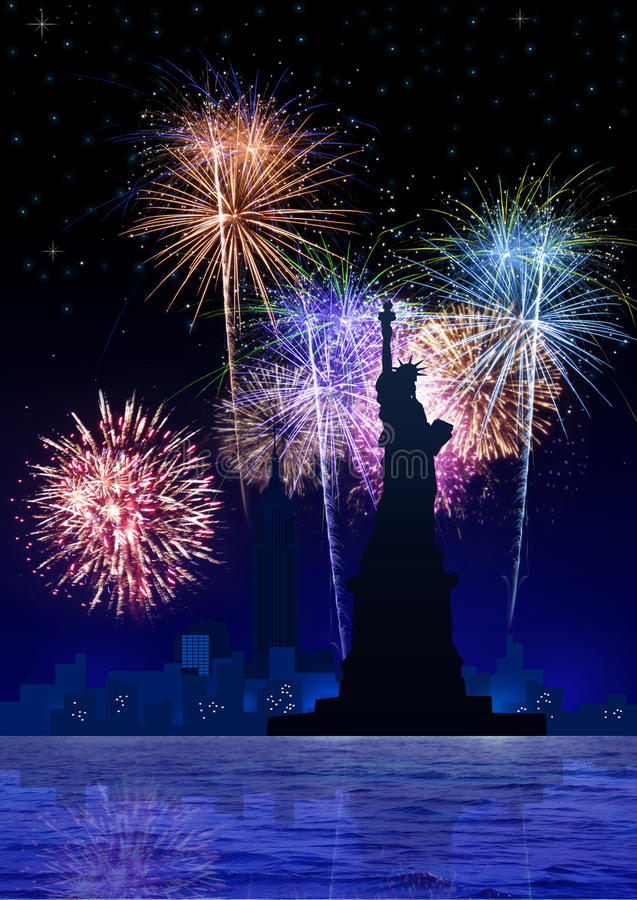 Free Fireworks Stock Photo - 17609330